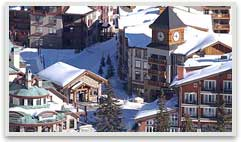 Solitude Ski Resort Lodging